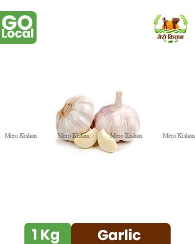 Local Garlic From Jiri (1 kg) - लोकल लसुन (जिरि)