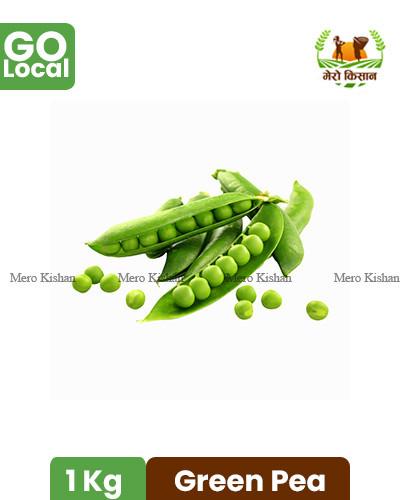 Green Pea - मटरकोसा