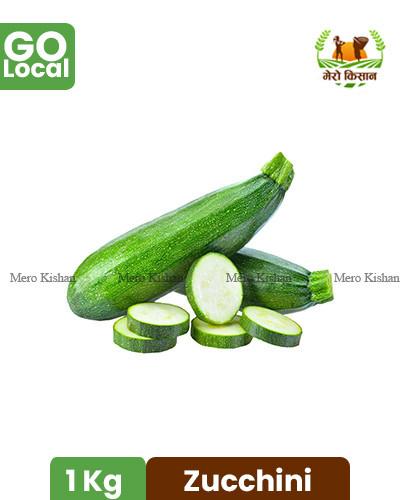 Zucchini - लाम्चो फर्सी