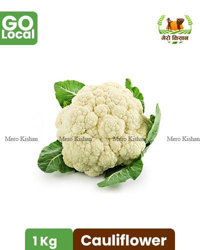 Local Cauliflower (Bhaktapur) - लाेकल काउलि (भक्तपुर)
