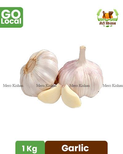 Garlic - लसुन