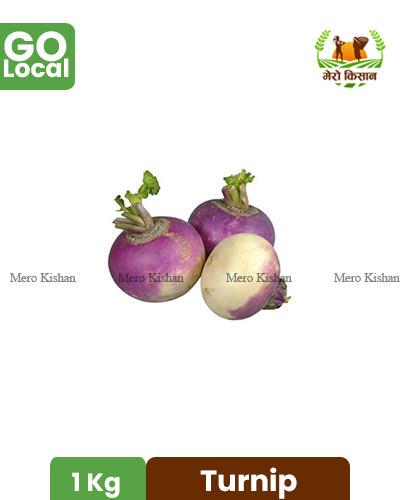 Turnip - शलगम