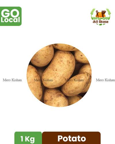 Potato New Small - नयाँ आलु सानो साईज १ धार्नी