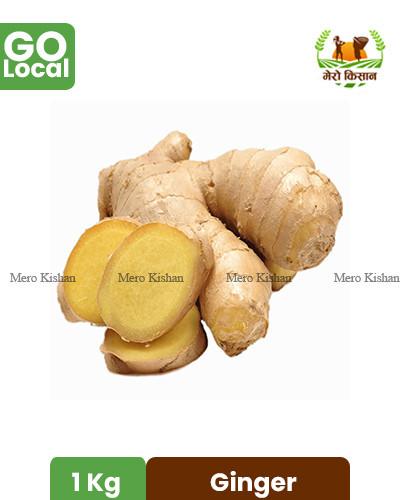 Ginger Ilam (1 Kg) - अदुवा ईलामको (१ केजी)