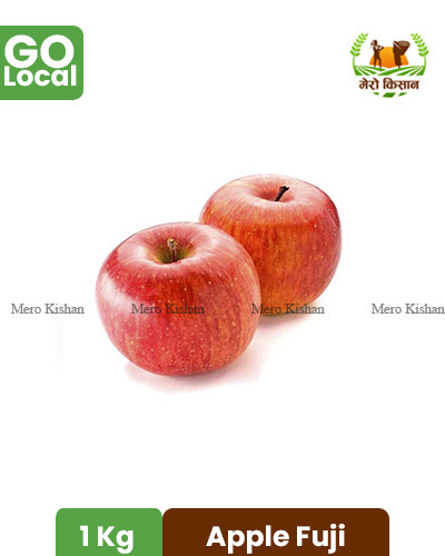 Apple Fuji - फुजी स्याउ (Number One Grading)