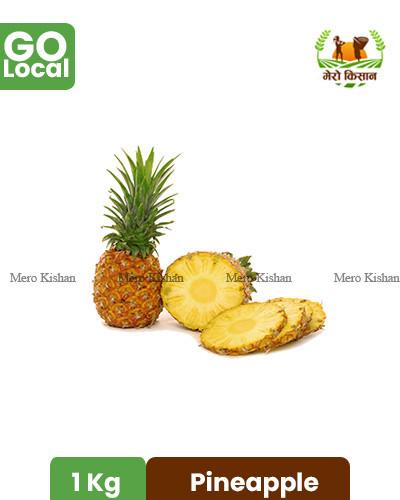 Pineapple  - भुइकटर