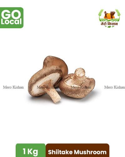 Shiitake Mushroom (1 Kg) - सिताके च्याउ (१ केजी)