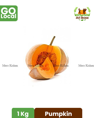 Pumpkin - फर्सी