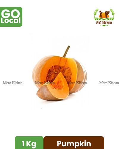 Ripe Pumpkin (1 kg)