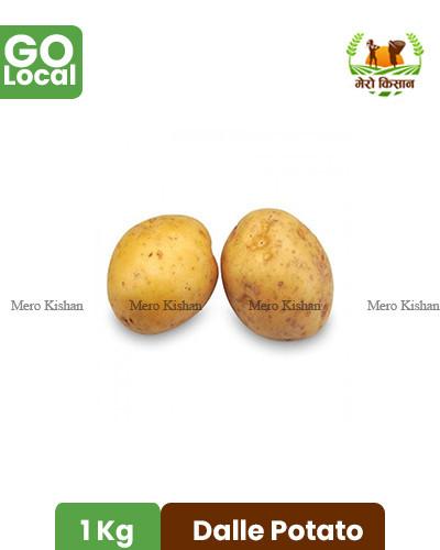 Dalle Potato - डल्ले आलु (१ धार्नी )