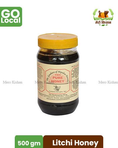 TBS Litchi Honey (Pure Honey)