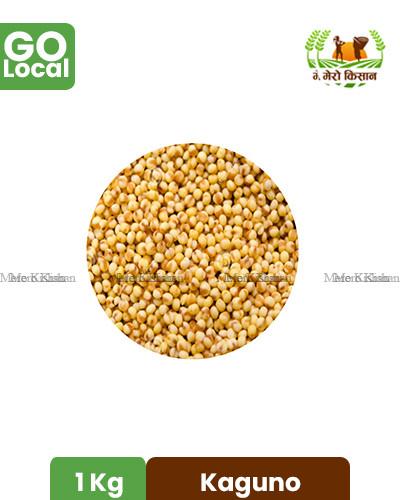 Kaguno (Fox Tail Millet) - कागुनाे (१ केजी)