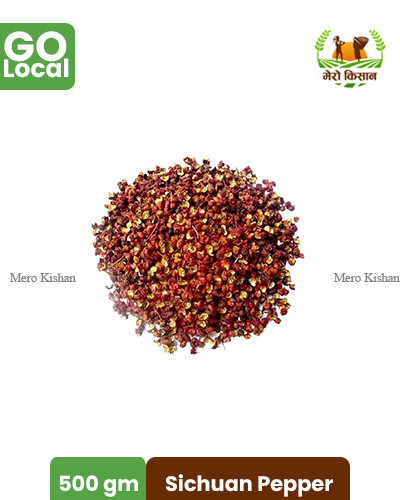 Sichuan Pepper (500 gm) - टिमुर (५०० ग्राम)