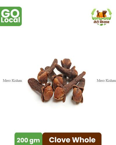 Clove Whole - ल्वाङ (२०० ग्राम)