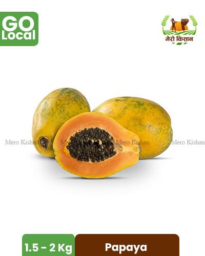 Papaya - मेवा