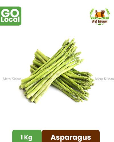 Asparagus Special - कुरिलो छोटो स्पेसल